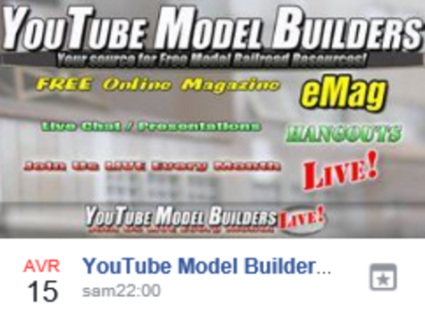 Youtube Model Builders(live)