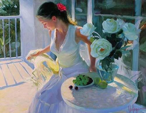 Peintures de : Vladimir VOLEGOV