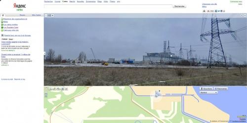 "Tchernobyl à la façon ""Street View"""