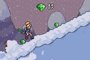 Lady Sia - Chapitre 9 - La montagne enneigée