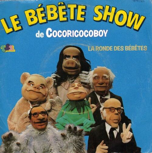 Le Bebete Show - La Ronde Des Bebetes (1984) 01