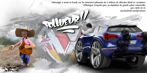 jerc-2015-10-01. C'est sûr qu'avec l'ancien président de Porche les VW pollueront moins !!! Cliquer sur la photo pour voir en plus grand.