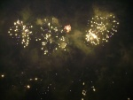 Anniv de juillet + feux d'artifices