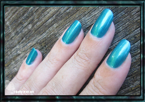 Rimmel London green with envy