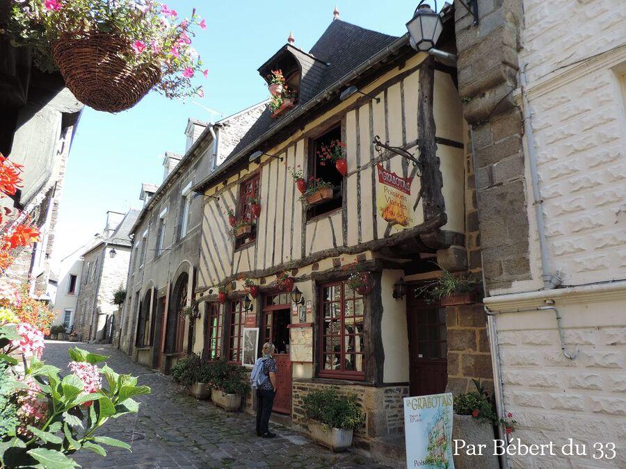 Dol de Bretagne dept 35