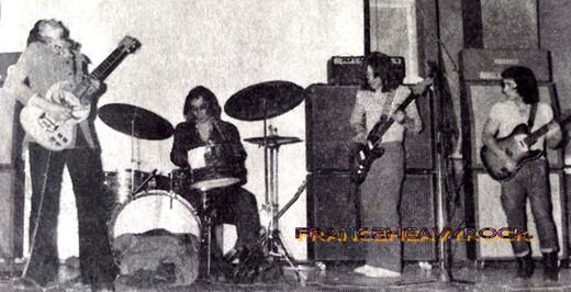 ABSINTHE (1970-1973)
