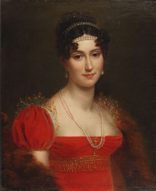 Eglée Auguie Ney, duchese d'Elchingen, 1st Princess de la Moskowa (1782-1856)  François Pascal Simon Gérard (1770-1837)    1808    The Albany Institute of History and Art