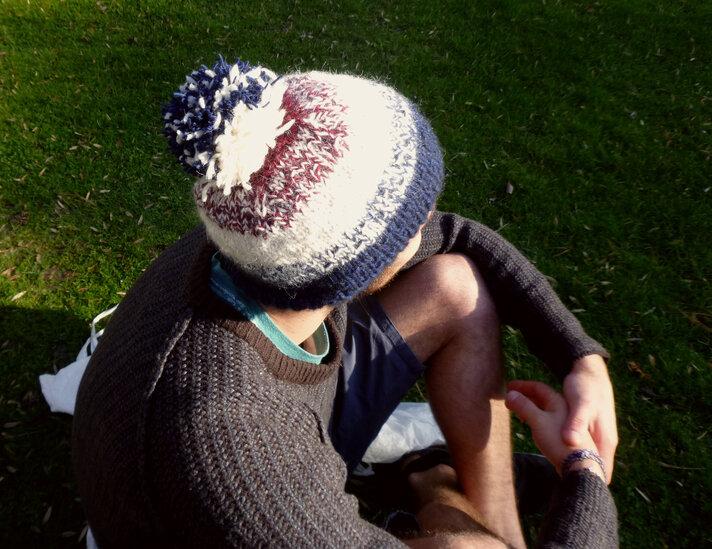 Le bonnet de Valentin