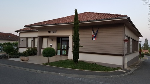 Miramont Sensacq Mairie