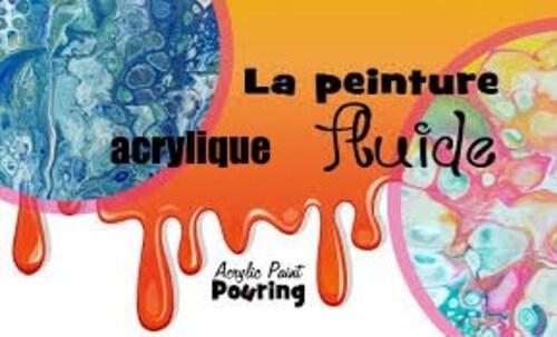 Dessin et peinture - vidéo 2528 : Comment préparer la peinture acrylique fluide ?