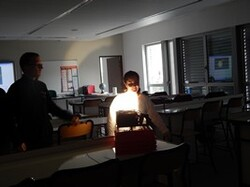 Projet Astronomie avec M. Fritsch