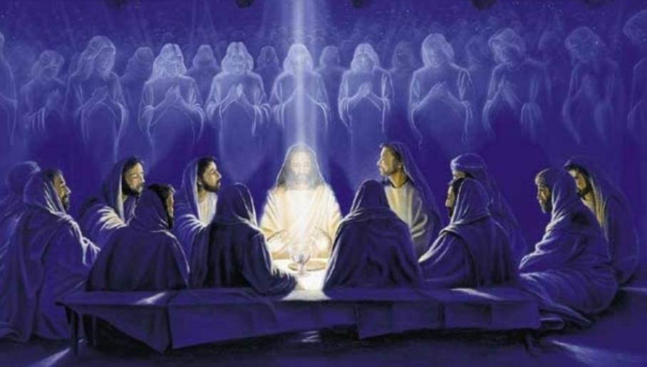 Nos alliés spirituels sont présents
