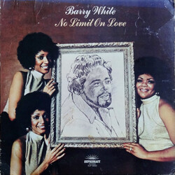 Barry White - No Limit On Love - Complete LP