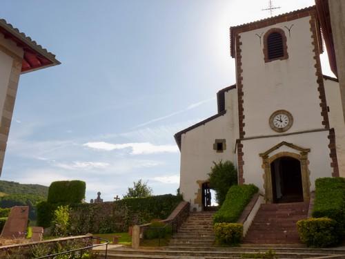 Eglise de Biriatou