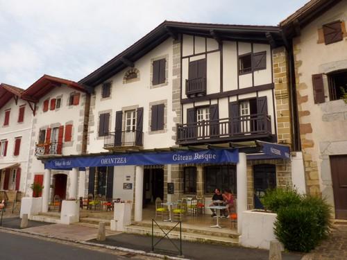 Maison d'hôte Aïnhoa