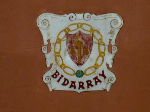 Blason de Bidarray