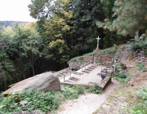 Le mont Sainte-Odile ( 3 )
