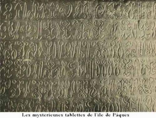 Mystère tablettes