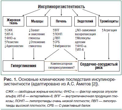 Биологическая активность инсулина