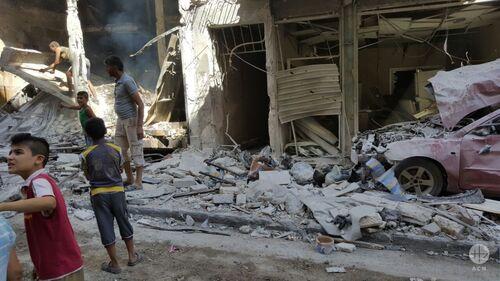 Alep - religieuses contemplatives au cœur de la violence