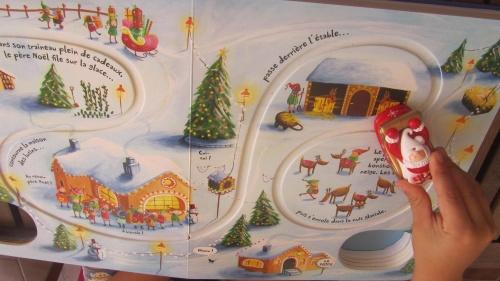"""""""Le voyage du Père Noël"""""""