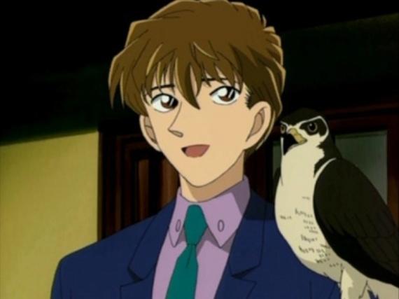 Hakuba et son faucon, Watson