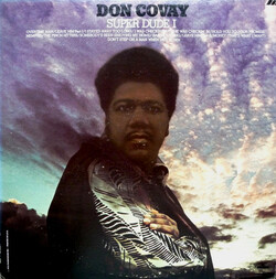 Don Covay - Super Dude I - Complete LP