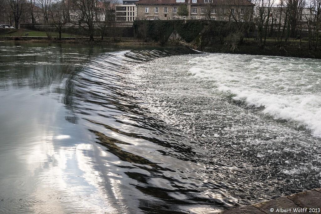 Besançon, au fil de  l'eau, suite et fin.