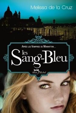 Couverture de Vampires de Manhattan, Tome 2 : Les Sang-Bleu