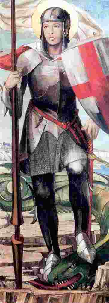 Saint Georges, martyr († 303)