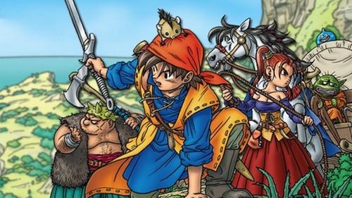 Dragon Quest 8: L'odyssée du roi maudis (et peut être aussi le 7)