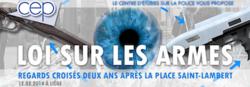 Participation DAAA à la journée d'étude du 12/02/2014 à Liège