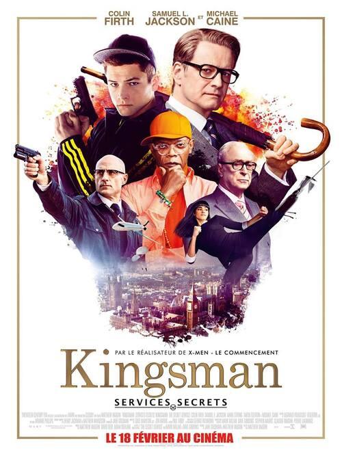 """Bonsoir à l'honneur : """" Kingsman : services secrets """""""