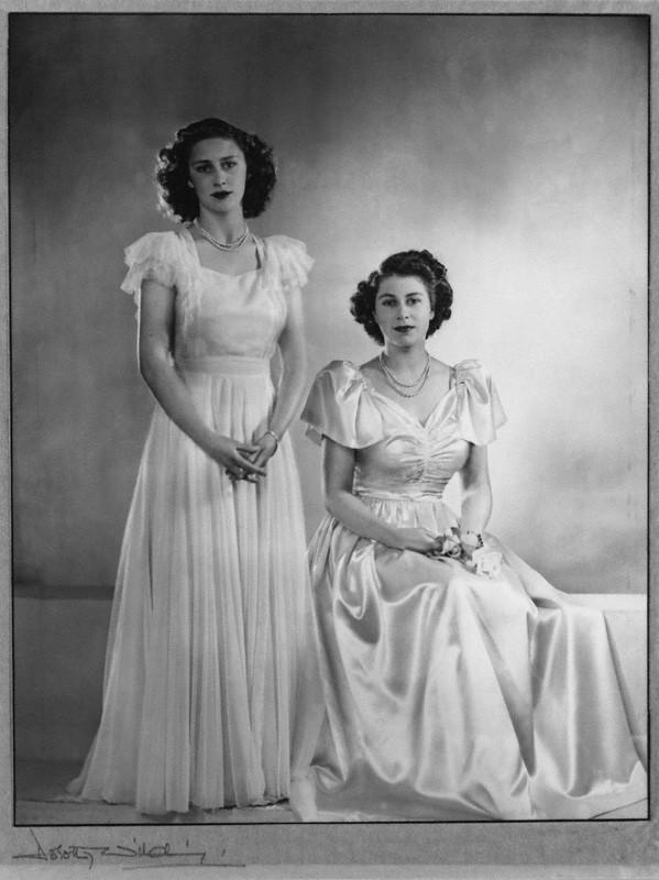Elizabeth et Margaret