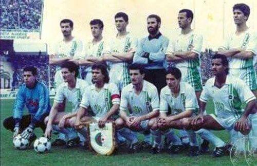 KADRI Kamel 1985
