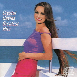 CRYSTAL GAYLE - Don't It Make My Brown Eyes Blue,  Pop Mus.