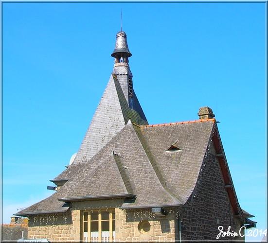 Mautauban de Bretagne architecture