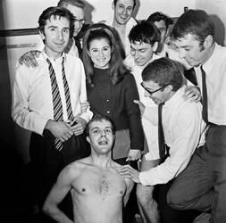 03 mars 1967 : Sheila présidente ! 5 NOUVEAUTÉS...