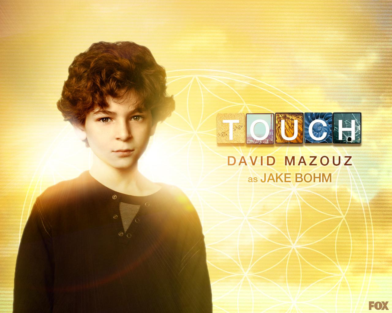 David Mazouz Touch Jake  David Mazouz