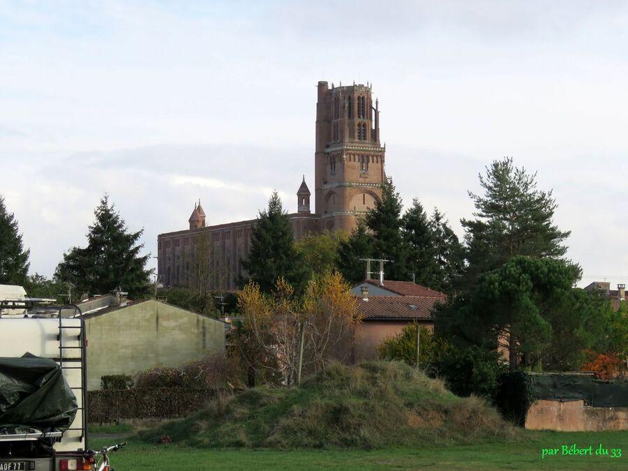 Albi dans le Tarn (81)