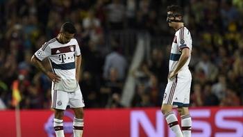 L'impuissance du Bayern