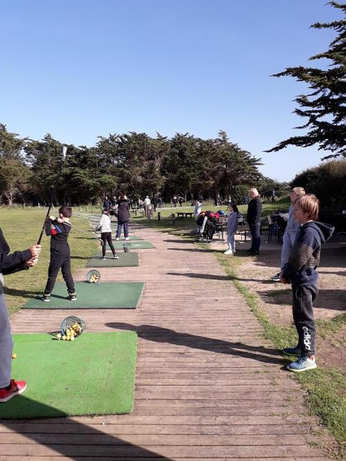 Golf CM