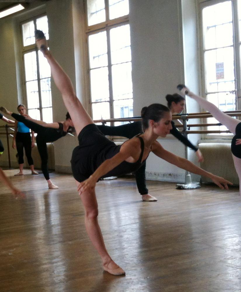 Cours de danse classique professionnel à Paris Open