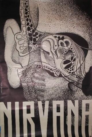 NIRVANA Affiche 2
