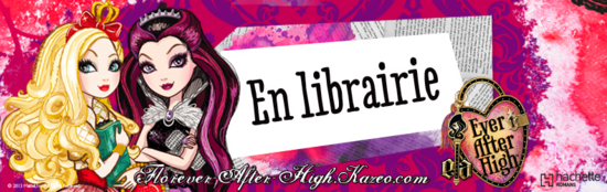 ever after high - le livre des légendes (2)