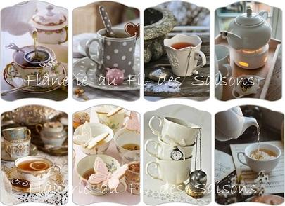 Une tasse de Thé ! cartonnettes et MP