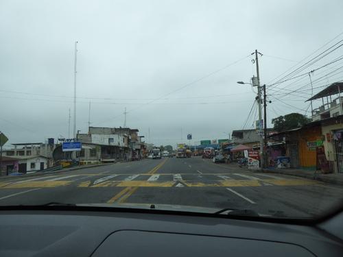 11 ème jour, départ de Cuenca pour aller à Guayaquil