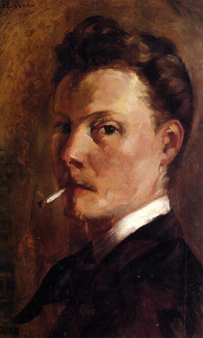 Cross Henri-edmond (1856-1910)