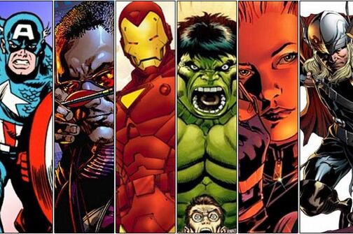 """Résultat de recherche d'images pour """"avengers comic"""""""