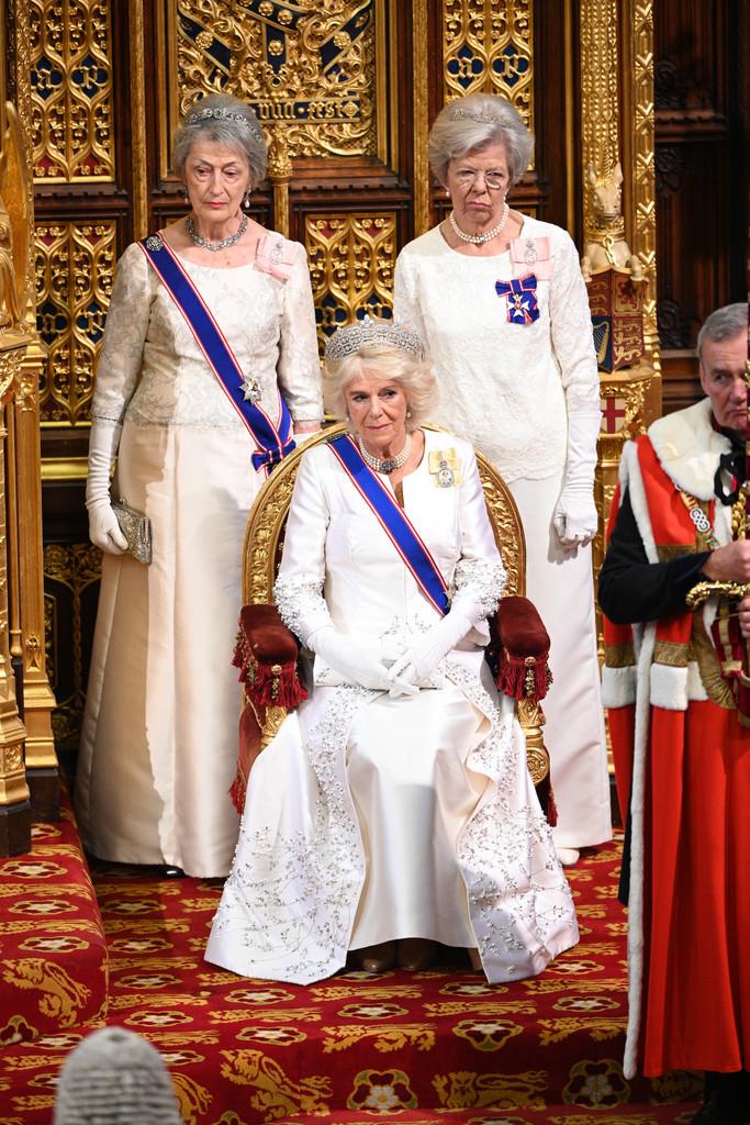 Ouverture du parlement en Angleterre